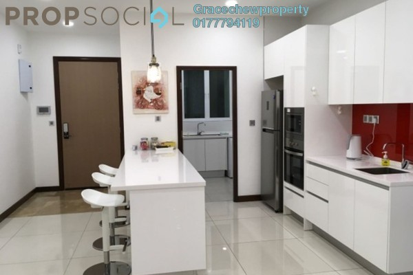 For Rent Serviced Residence at Paragon Residences @ Straits View, Johor Bahru Freehold Fully Furnished 5R/5B 4.58k
