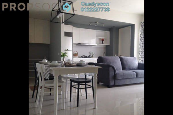 For Rent Condominium at Verdi Eco-dominiums, Cyberjaya Freehold Fully Furnished 2R/2B 1.98k