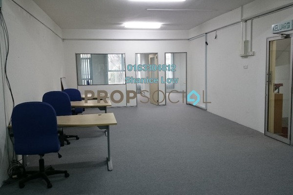 For Rent Office at Puteri 5, Bandar Puteri Puchong Freehold Semi Furnished 2R/2B 1.8k