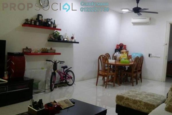 For Sale Condominium at Altitude 236, Cheras Freehold Semi Furnished 4R/3B 980k
