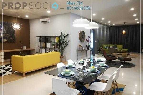 For Sale Condominium at Tasik Residency, Taman Putra Prima Freehold Fully Furnished 5R/5B 749k