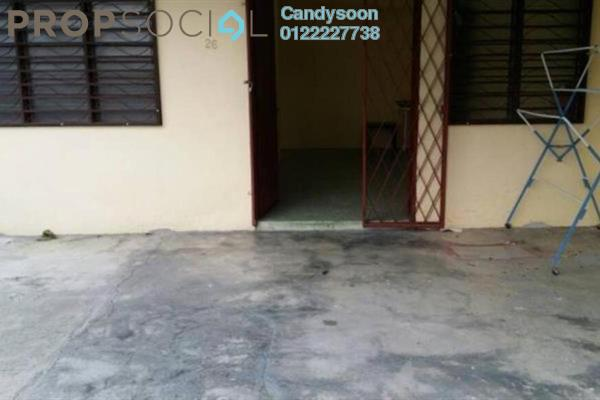 For Rent Terrace at Taman Taynton View, Cheras Freehold Semi Furnished 4R/2B 1.4k