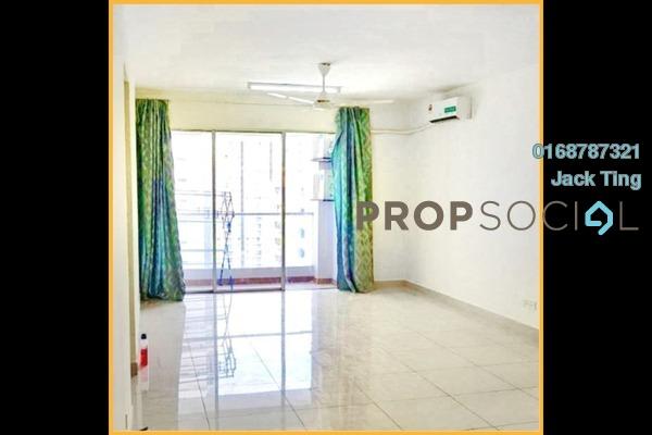 For Sale Condominium at Platinum Hill PV2, Setapak Freehold Semi Furnished 4R/2B 650k