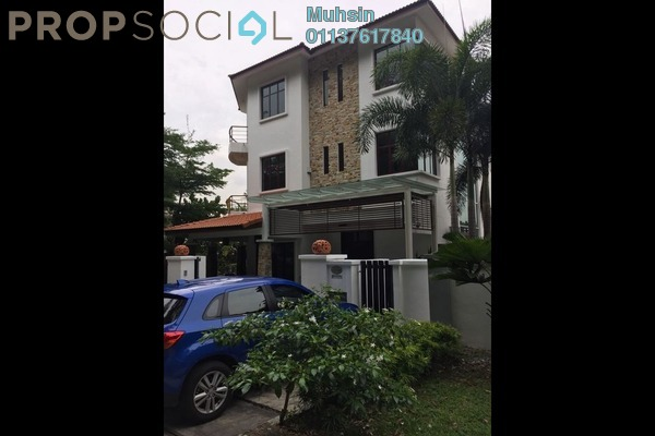 For Sale Bungalow at Taman Yarl, Old Klang Road Freehold Semi Furnished 7R/5B 3.8m