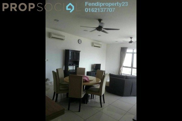 For Rent Condominium at TRiGON Luxury Residences @ Setia Walk, Pusat Bandar Puchong Freehold Fully Furnished 3R/4B 4.4k