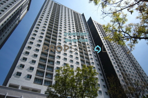For Rent Apartment at Centrio Avenue, Bukit Gambier Freehold Unfurnished 3R/1B 800translationmissing:en.pricing.unit