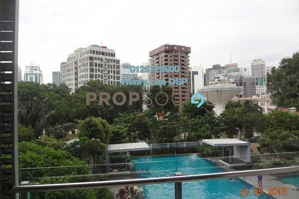 For Sale Serviced Residence at Suasana Bukit Ceylon, Bukit Ceylon Freehold Semi Furnished 3R/2B 1.18m