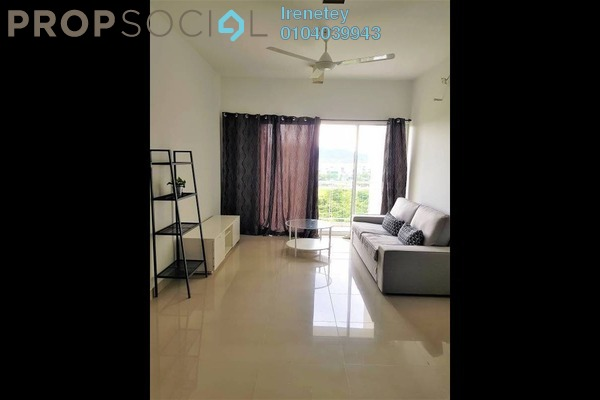 For Sale Condominium at Cova Suite, Kota Damansara Freehold Fully Furnished 3R/2B 600k