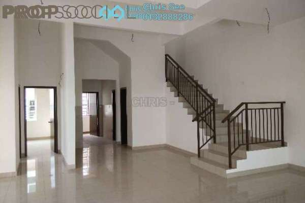 For Sale Terrace at Ken Rimba, Shah Alam Freehold Fully Furnished 4R/3B 680k