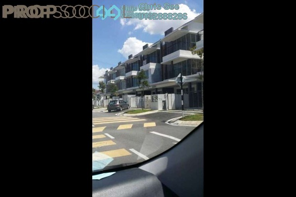For Sale Terrace at Emerald Garden, Bandar Putera Indah Freehold Unfurnished 5R/5B 890k
