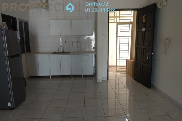 For Rent Condominium at Diamond Regency, Setapak Freehold Semi Furnished 3R/2B 1.5k