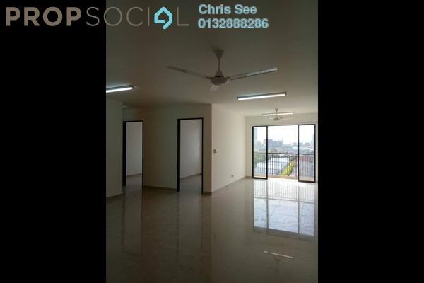 For Rent Condominium at Ken Rimba, Shah Alam Freehold Unfurnished 3R/2B 1.1k