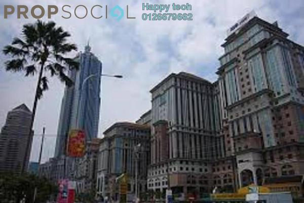 For Sale Office at Megan Avenue 2, KLCC Freehold Semi Furnished 0R/0B 2m