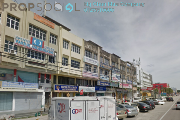 For Sale Shop at Kampung Jaya Setia, Kota Bharu Freehold Semi Furnished 0R/0B 920k