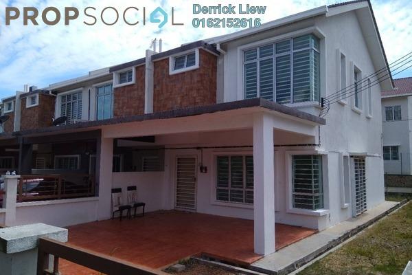 For Sale Link at Taman Pelangi Semenyih 2, Semenyih Freehold Unfurnished 4R/3B 588k
