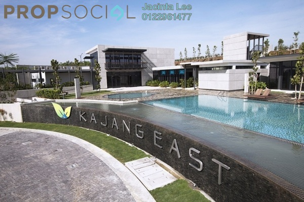 For Sale Terrace at Kajang East, Semenyih Freehold Unfurnished 4R/4B 770k