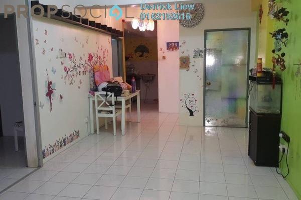 For Rent Apartment at Vista Mahkota Apartment, Bandar Mahkota Cheras Freehold Semi Furnished 4R/2B 900translationmissing:en.pricing.unit