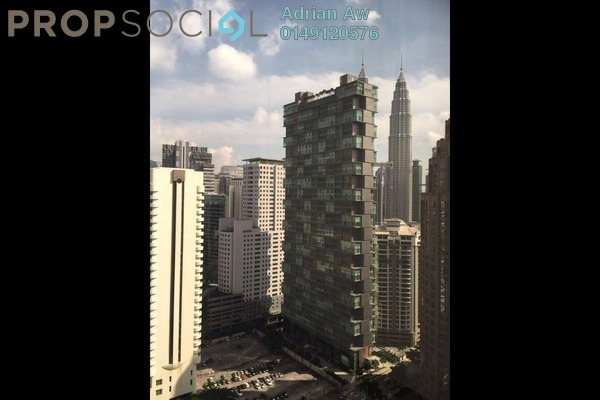 For Rent Condominium at Banyan Tree, KLCC Freehold Semi Furnished 3R/4B 12k