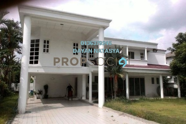 For Sale Bungalow at SS3, Kelana Jaya Freehold Fully Furnished 7R/6B 3.6m