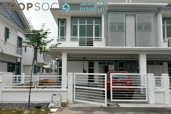 For Sale Semi-Detached at Royal Ivory, Bandar Saujana Putra Leasehold Unfurnished 4R/3B 446k