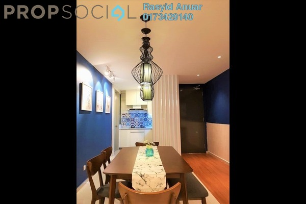 For Rent Condominium at Infiniti3 Residences, Wangsa Maju Freehold Fully Furnished 3R/2B 3.5k