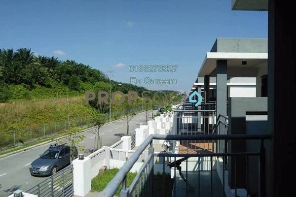 For Sale Terrace at Bandar Tasik Puteri, Rawang Freehold Unfurnished 4R/3B 460k