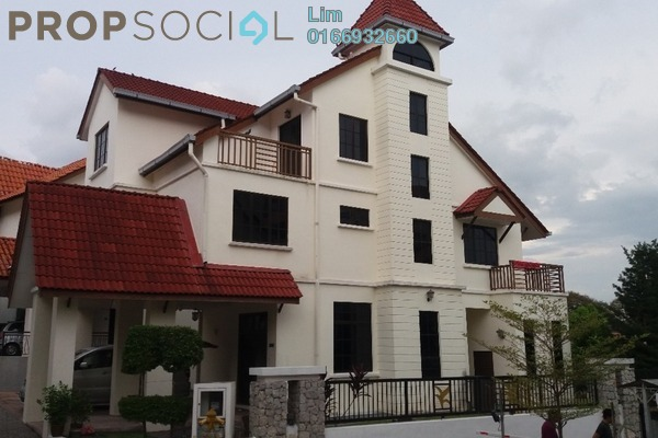 For Sale Bungalow at Asia Hills, Bukit Jambul Leasehold Fully Furnished 6R/5B 2.39m