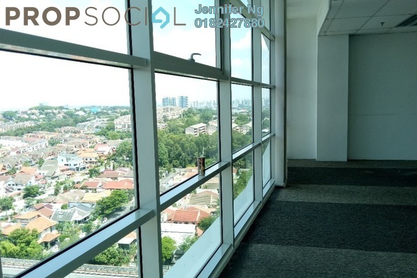 For Rent Office at First Subang, Subang Jaya Freehold Semi Furnished 2R/0B 3.8k