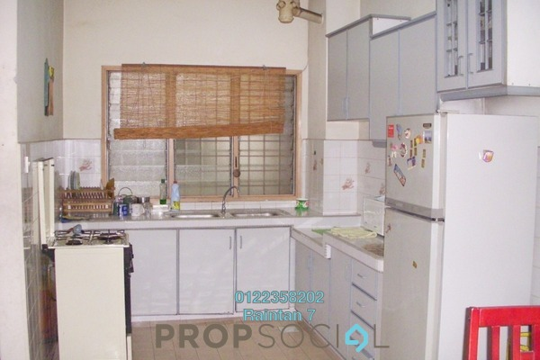 For Sale Condominium at Petaling Indah, Sungai Besi Freehold Semi Furnished 3R/2B 375k