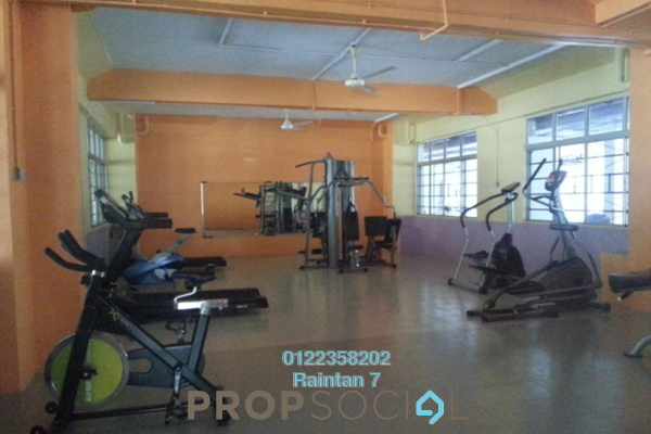 For Rent Condominium at Petaling Indah, Sungai Besi Freehold Semi Furnished 3R/0B 1.25k