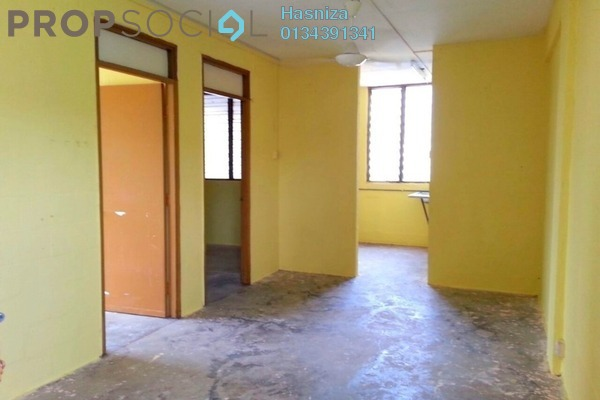 For Rent Apartment at Section 1, Wangsa Maju Freehold Unfurnished 2R/1B 850translationmissing:en.pricing.unit