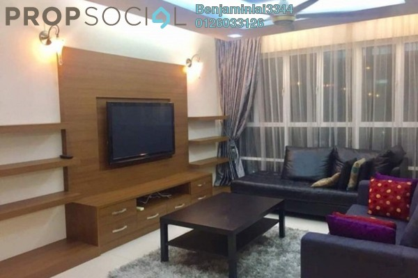 For Rent Condominium at Mont Kiara Meridin, Mont Kiara Freehold Fully Furnished 5R/3B 5k