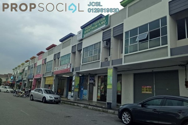 For Rent Shop at Taman Tinggi, Ipoh Freehold Unfurnished 0R/2B 2.3k