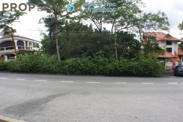 For Sale Land at Taman Melawati, Melawati Freehold Unfurnished 0R/0B 1.35m