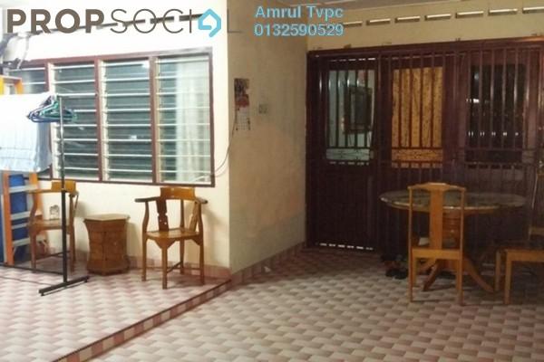 For Sale Terrace at Lembah Keramat, Wangsa Maju Freehold Semi Furnished 3R/2B 550k