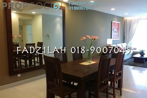 For Rent Condominium at Solaris Dutamas, Dutamas Freehold Fully Furnished 2R/2B 5.5k