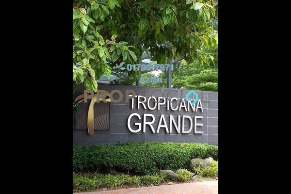 For Sale Condominium at Tropicana Grande, Tropicana Freehold Semi Furnished 3R/4B 2m
