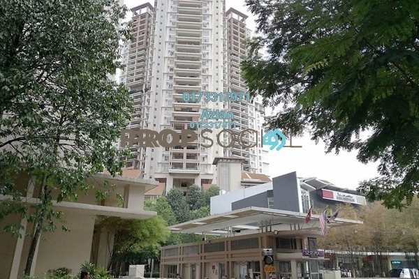 For Sale Condominium at Seri Maya, Setiawangsa Freehold Semi Furnished 4R/4B 1.1m