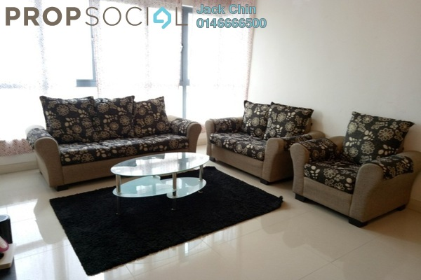 For Rent Condominium at Covillea, Bukit Jalil Freehold Fully Furnished 3R/2B 2.5k