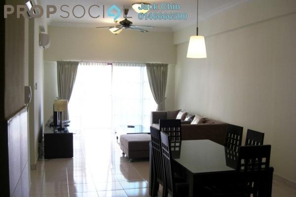For Rent Condominium at Hartamas Regency 1, Dutamas Freehold Fully Furnished 3R/2B 3.6k