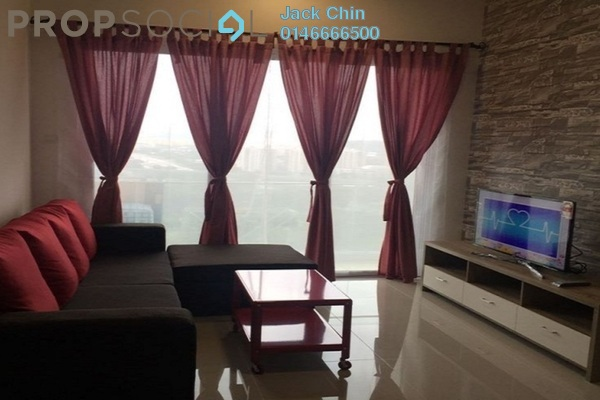 For Rent Condominium at Desa Green Serviced Apartment, Taman Desa Freehold Fully Furnished 2R/2B 2k