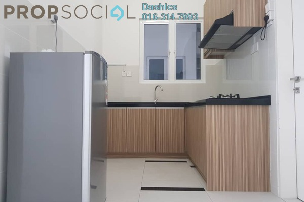 For Rent Condominium at Skypod, Bandar Puchong Jaya Freehold Semi Furnished 1R/1B 1.3k