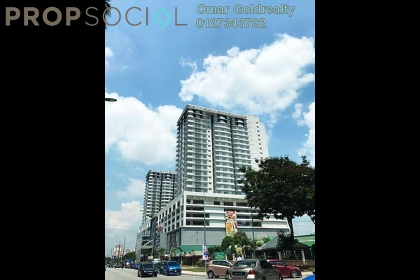 For Sale Condominium at M3 Residency, Gombak Freehold Unfurnished 3R/2B 450k