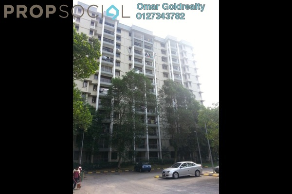 For Sale Condominium at Cyberia SmartHomes, Cyberjaya Freehold Fully Furnished 3R/2B 300k