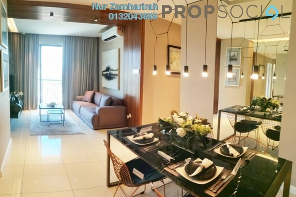 For Sale Condominium at KL Traders Square, Kuala Lumpur Freehold Unfurnished 4R/2B 425k