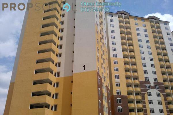 For Rent Condominium at Lagoon Perdana, Bandar Sunway Freehold Fully Furnished 3R/2B 1k