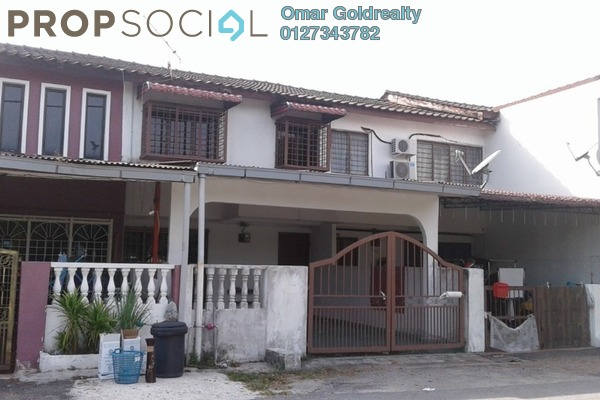 For Rent Terrace at Taman Melawati, Melawati Freehold Unfurnished 3R/2B 1.8k
