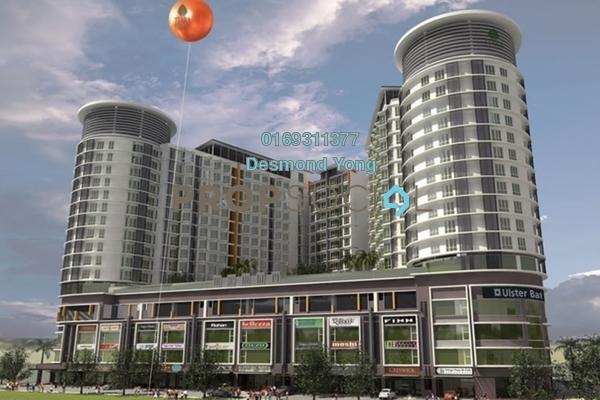For Sale Condominium at Tiara Mutiara 2, Old Klang Road Freehold Semi Furnished 3R/2B 560k