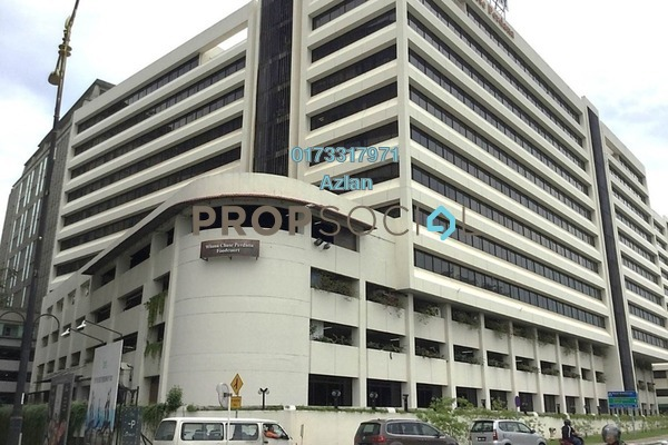 For Rent Office at Wisma Chase Perdana, Damansara Heights Freehold Unfurnished 0R/0B 41.5k