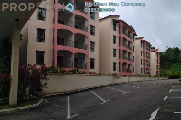 For Sale Apartment at Kuantan Centre Point, Kuantan Freehold Semi Furnished 0R/0B 135k